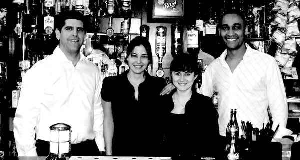 The Crab & Anchor Team, Farnborough